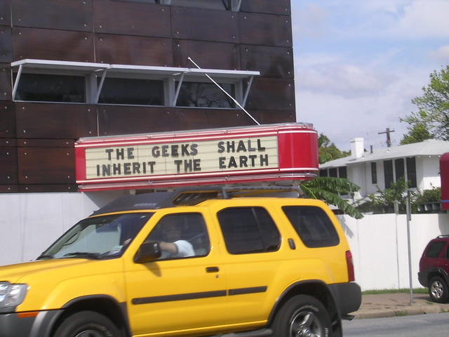 Marquee in South Austin