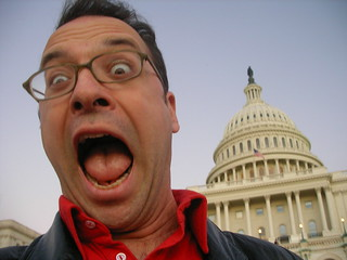 Mr Goldstein Goes to Washington #1---The Capitol | by jonny goldstein