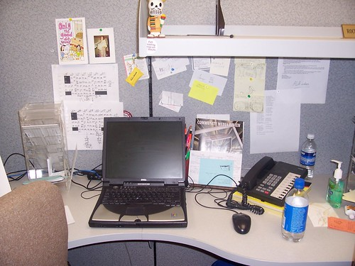 Rochelle's Work Desk 1 | by Rochelle, just rochelle