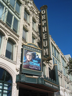 Edward Scissorhands at The Orpheum Theatre | by Edward Scissorhands Tour