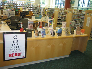 Banned Books Week 2006 | by wanderingone