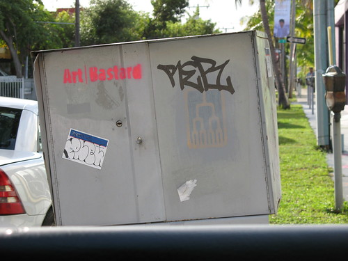 Art Bastard (Art Basel Miami 2006) | by _ okat