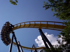 Batman The Ride at Six Flags Great Adventure | by The Coaster Critic