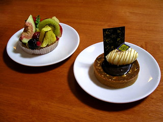 Planetes tarts | by Blue Lotus