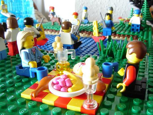 Scotfest 2006: Lego picnic