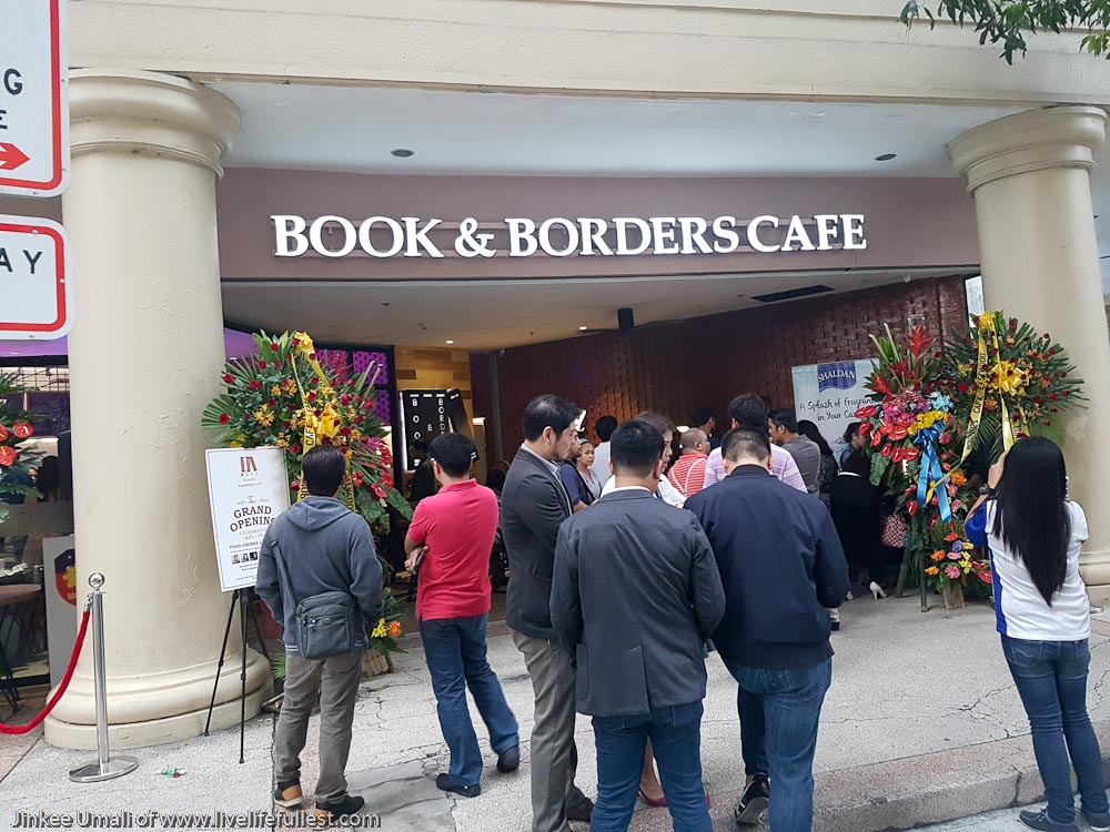 Book & Borders Cafe Eastwood