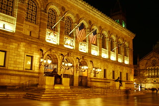 Boston Public Library | by koalie