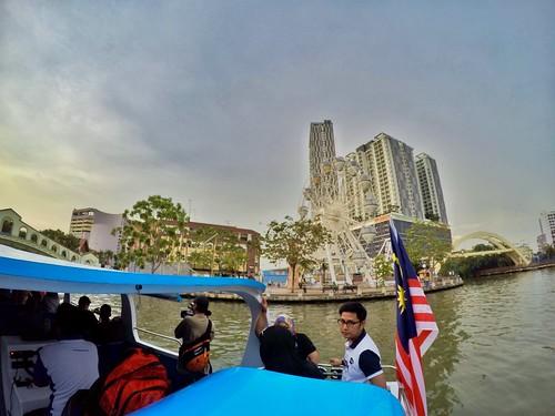 Melaka River Cruise #ICYDKMelaka