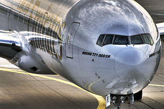 Emirates Boeing 777-300 | by Jörg Dickmann Photography