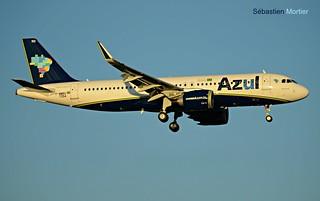 320.251-NEO AZUL F-WWBU 7354 TO PR-YRD 07 12 16 TLS