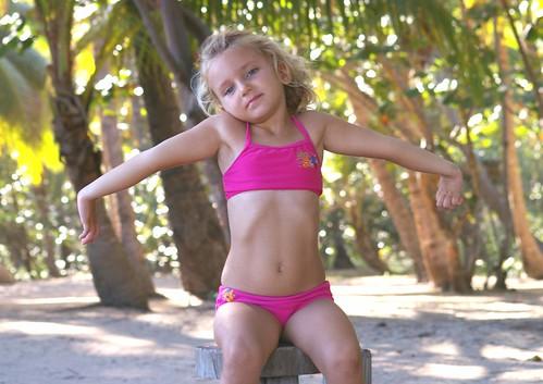 My Little Model My Baby Sister Katie She Loves Having