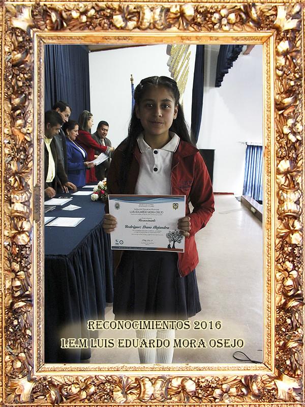 Reconocimientos 2016 Bachillerato
