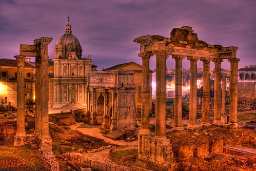 The forum in Rome | by ** Maurice **