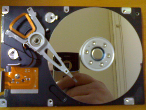 Hard Disk | by Air Force One