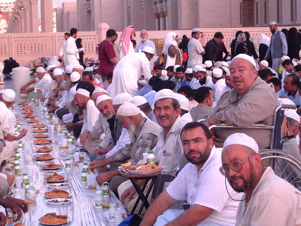 İftar vakti medine 2004 ramazan
