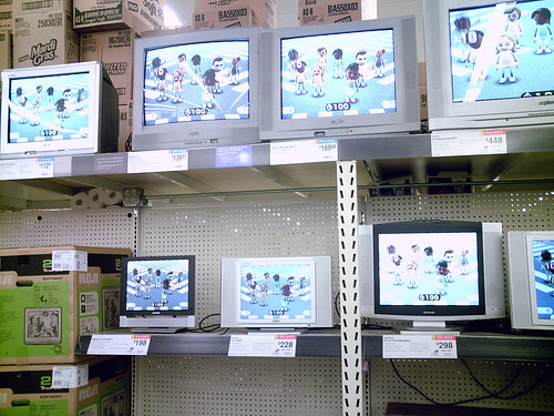 TVs | by Clean Wal-Mart