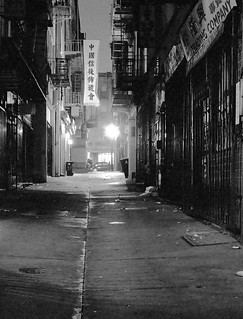 Ross Alley, Chinatown, San Francisco | by Mark Coggins