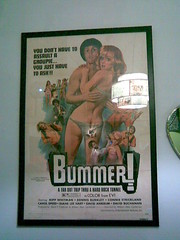 "4/20/2007: I Spy Gallery - Grindhouse poster for ""Bummer"" 