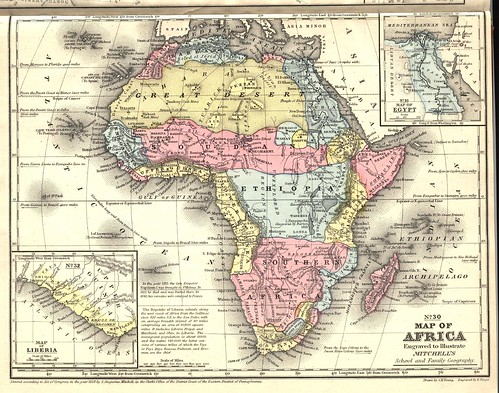 No. 30; American view of Africa from 1839 | by Edu-Tourist