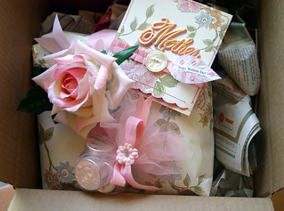 Package for Mother........ | by fleamarketstudio