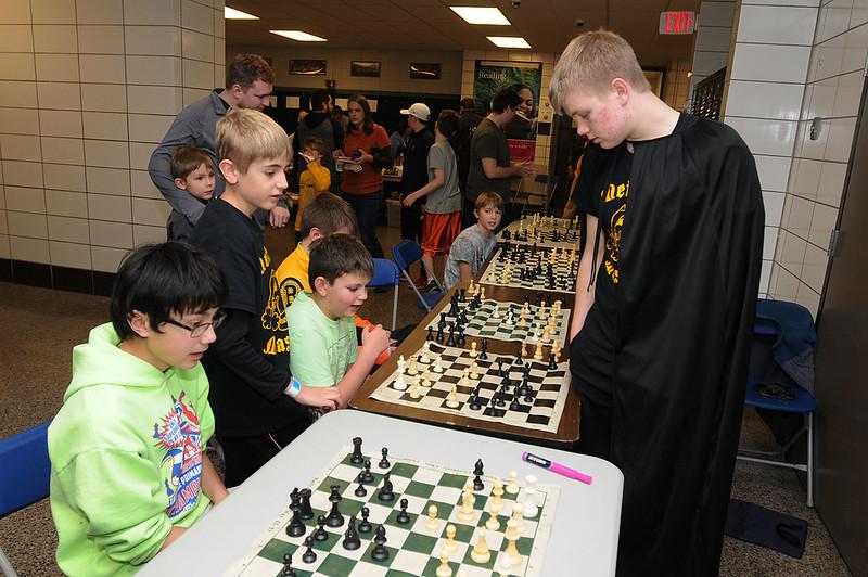2016 District 191 Chess Tournament