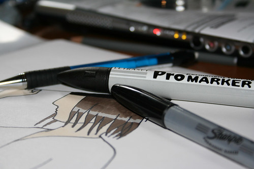 New Letraset ProMarker's | by tom//Harrison