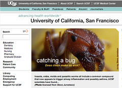 UCSF Home Page | by jurvetson