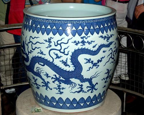 Ming dynasty urn
