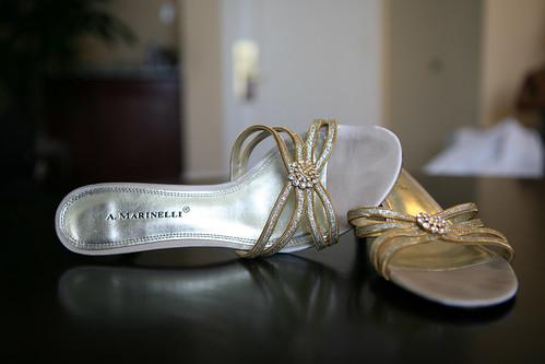 Marianne Wedding Shoes