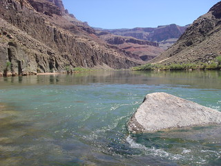 Grand Canyon at the Tapeats Creek & Colorado River confluence looking east | by Al_HikesAZ