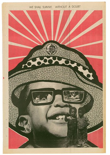 Emory Douglas, We Shall Survive Without A Doubt