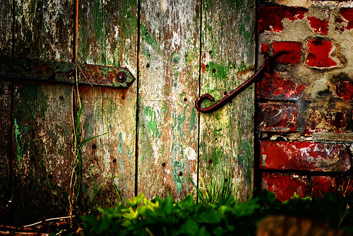 the secret door | by kerstin_d
