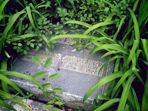 Headstone of the Steeles | by rmuser