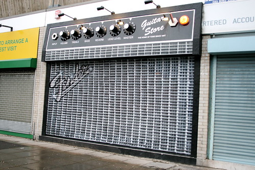 Guitar Store | by hey mr glen