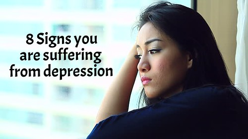 8 Signs you are suffering from depression thumbnail