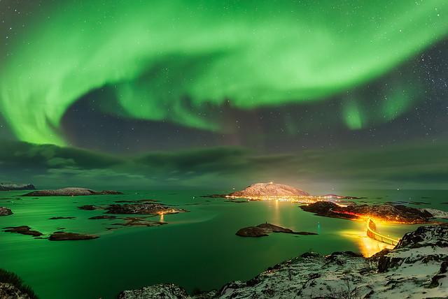 Northern Lights Sommaroy