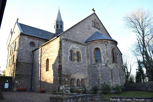 Petersber bei Halle - Stiftskirche