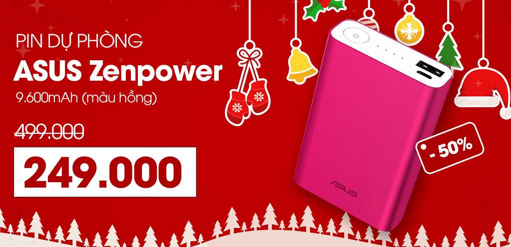 Mua Pin dự phòng ASUS ZenPower tại CellphoneS.com.vn
