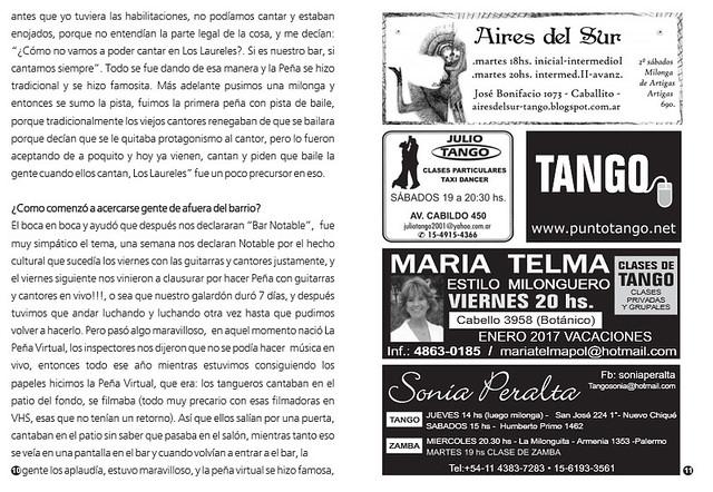 Revista Punto Tango 122 Diciembre 2016 - 08