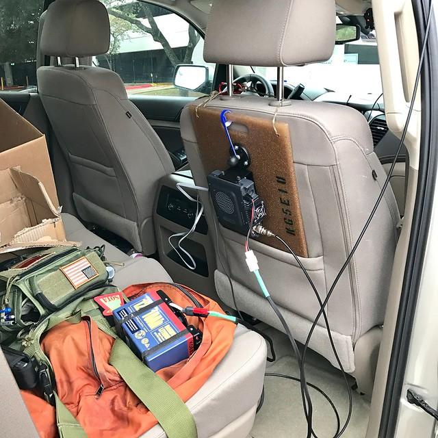 Tahoe Portable Mobile Setup