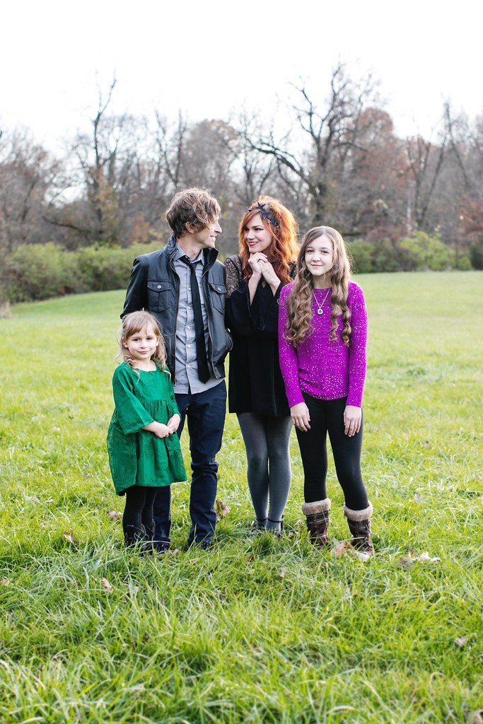 Family photos by Janae Hardy