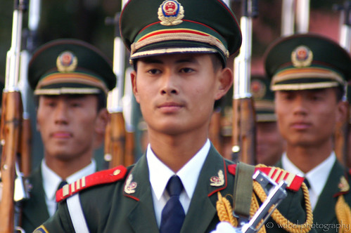 Chinese Soldier | by Steve Webel
