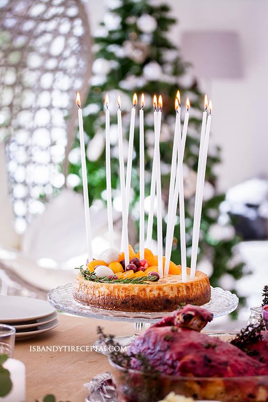 Panettone Cheesecake