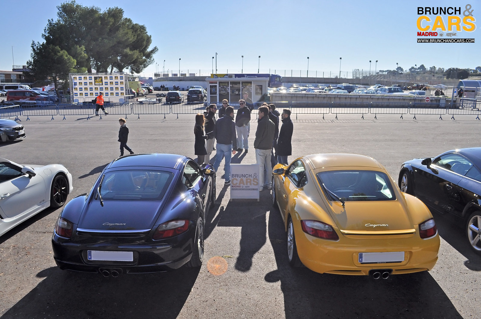 Brunch and Cars Madrid - Round 10