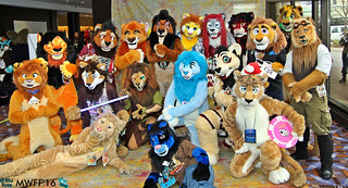 MFF Menagerie - Lions (Unofficial group!)