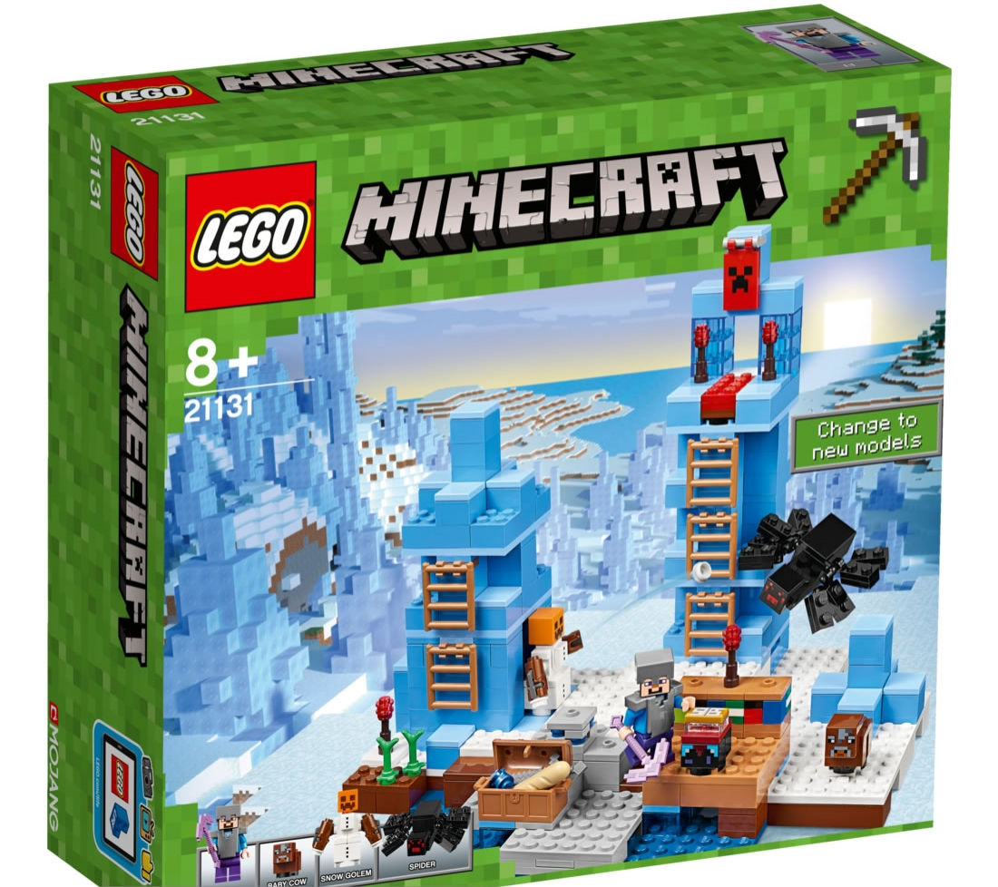 LEGO Minecraft 21131 - Ice Towers