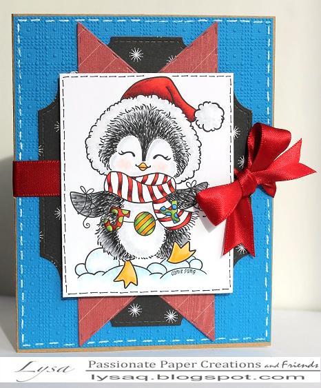 Joy Penguin