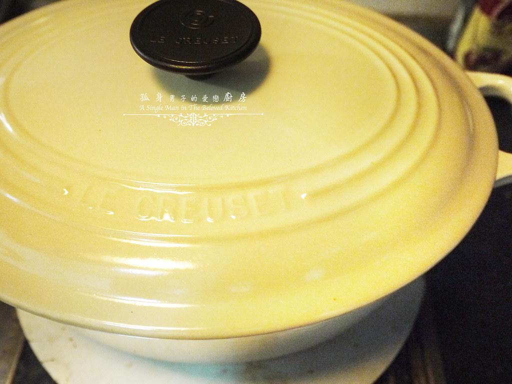 孤身廚房-滿滿新鮮香料版的泰式綠咖哩雞24