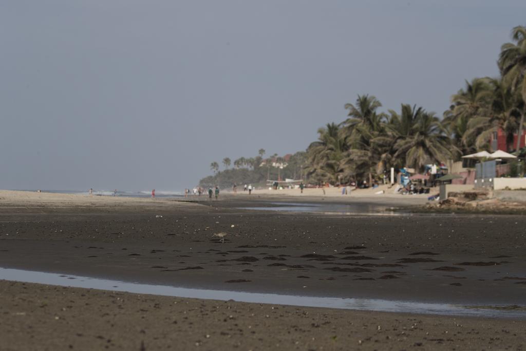 Gambia Kotu beach