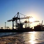 Hamburg und sein Hafen